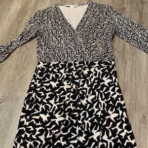 Diane VonFurstenberg (DVF) dress